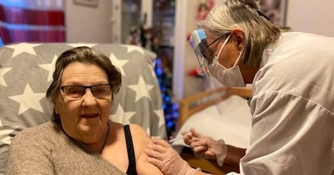 Besökslättnader för vaccinerade på Gotlands äldreboenden