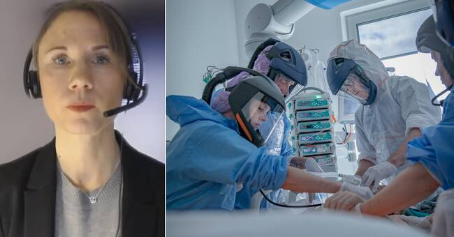 Färre slutade inom vården i Sörmland under pandemin