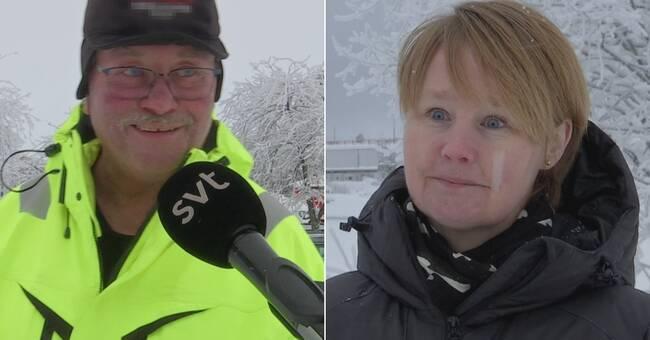 """""""Han har satt färg på Strömsund"""" – hör reaktionerna på Bergströms (S) pensionering"""