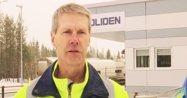 """Boliden försvarar planerade dagbrottet: """"Livslängden på Aitik förlängs"""""""