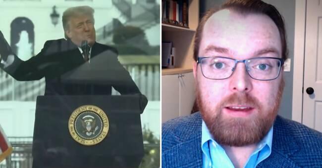 Förre Twitter-chefen: Därför blockades inte Trumps konto tidigare