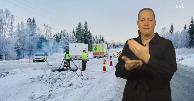 Inreseförbud från Norge sedan midnatt