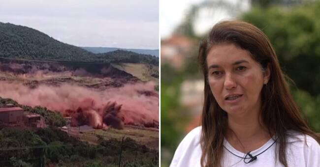 Över 200 dog i dammkollapsen – ännu pågår sökarbetet efter saknade