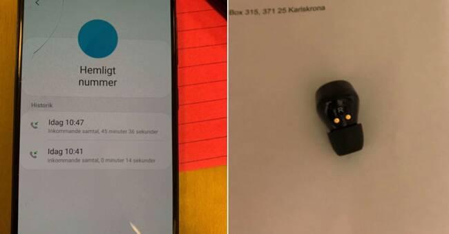 Åtal: Kvinna hade öronsnäcka på körkortsprov – misstänkt fusk