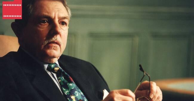 Sigvard Marjasin har avlidit – så såg hans första dag som landshövding ut