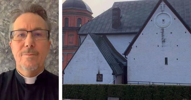 Säkerheten skärpt vid Spånga kyrka