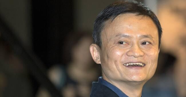 Vem är Jack Ma?