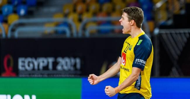 Sverige klart för VM-semifinal