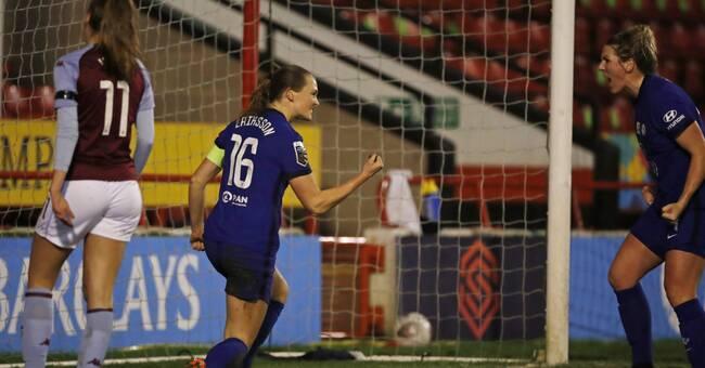 """Magdalena Eriksson: """"England har tagit facklan – och professionaliserat damfotbollen"""""""