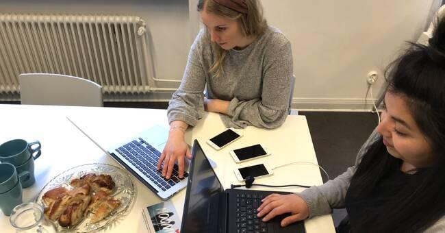 """De hjälper de prostituerade i Malmö: """"Behovet ökar för varje år"""""""