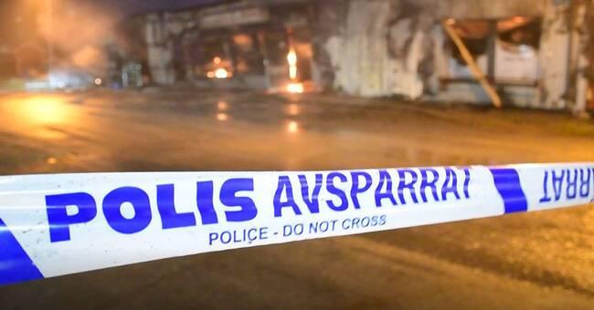 Polisen utreder två misstänkta mordbränder i Örkelljunga
