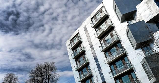 Få bostadsbolag bygger för framtidens värmeböljor