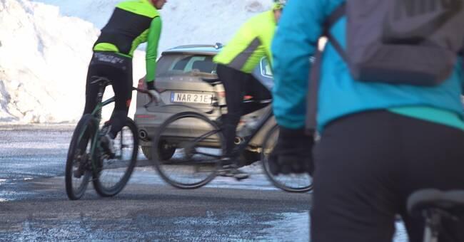 Chatt: Hur tycker du att det funkar att cykla på vintern?