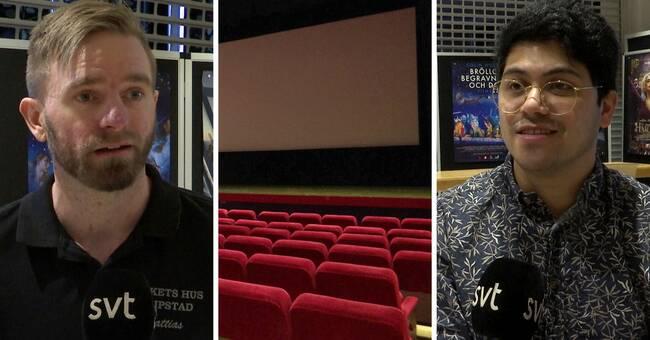 """Folkets hus i Filipstad: """"Hyr hela biografen med film, popcorn och chips"""""""