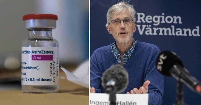 """65+ kan få Astras vaccin: """"Förenklar och förbättrar"""""""