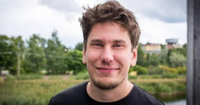 Robert Halvarsson föreslås bli nytt språkrör för MP i Karlstad