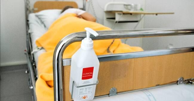 Sex patienter dog efter smittspridning på Mölndals sjukhus