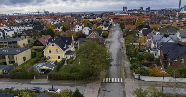 Bostadspriserna i Malmö skjuter i höjden