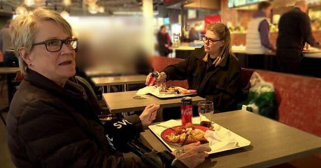 """Restaurangbesökare om de nya restriktionerna: """"Skrattretande"""""""