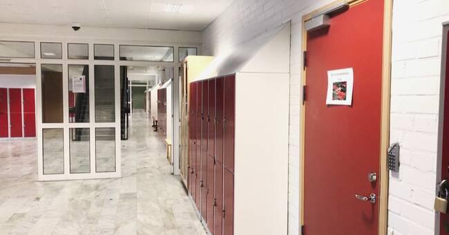 Maserskolan i Borlänge stänger – fler än hälften av lärarna sjuka