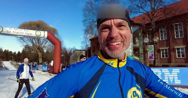 """Nytt """"världsrekord"""" i Vasaloppet – Anders åkte elfte loppet idag"""