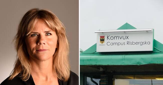 Komvux i Örebro får bakläxa efter att ha nekat Fredrik teckenspråkstolk