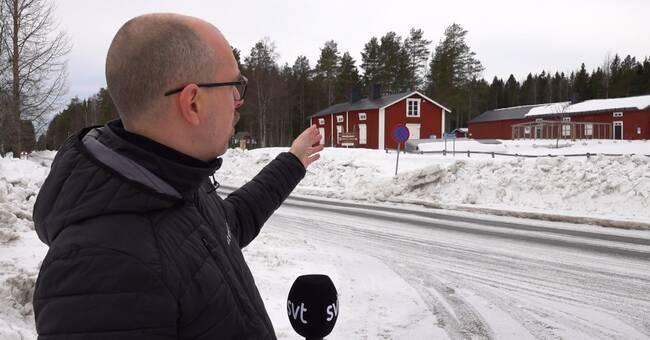 Polisen utreder våldtäkt vid Nydala i Umeå