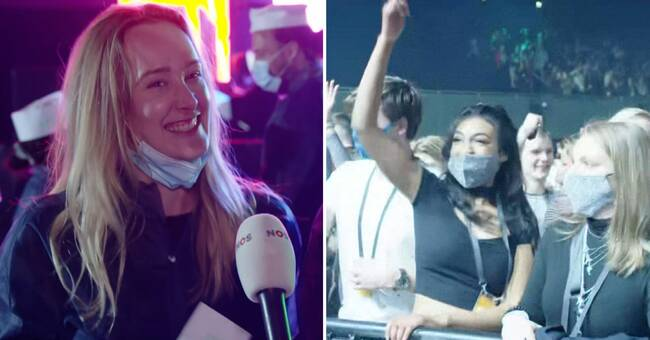 Här festar tusentals i Amsterdam – för forskningens skull