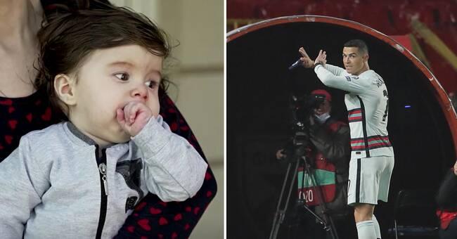 Ronaldos kaptensbindel såld på auktion för att hjälpa sjukt barn