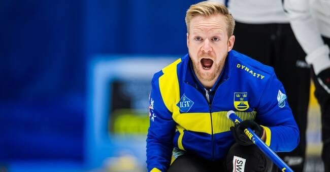 Sverige besegrade ryska laget efter skiljeomgång