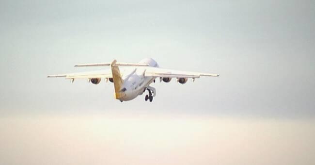 Flyg lyfter åter från Halmstad till Stockholm i slutet av juni