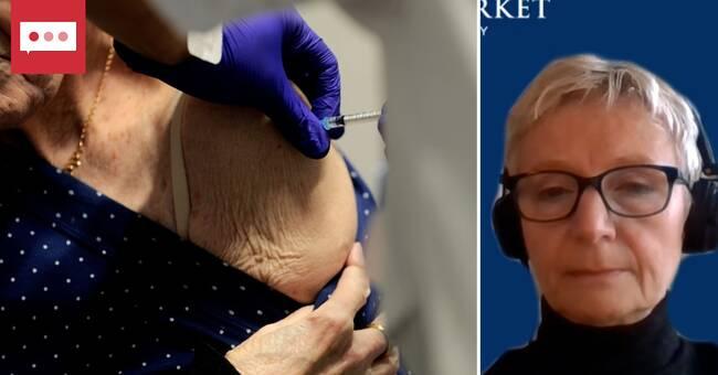 Astra Zenecas vaccin överrepresenterat i rapporterade biverkningar