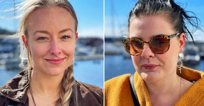 Kvinnor sluter upp för trygghet i Strömstad