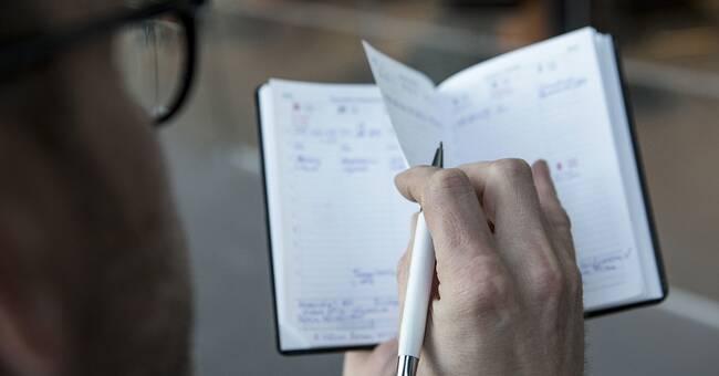 Ny forskning: Därför har vi svårt att boka av planer