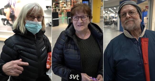 """Vaccinet välkomnas av många i Västerbotten: """"Det är behövligt"""""""
