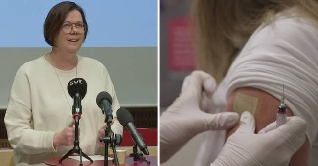 Nu får alla från 65 år och uppåt boka vaccintid