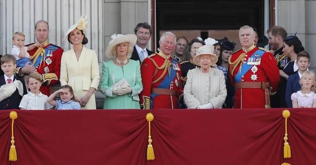 Lista: Den brittiska tronföljden – Prins Charles först i ordningen
