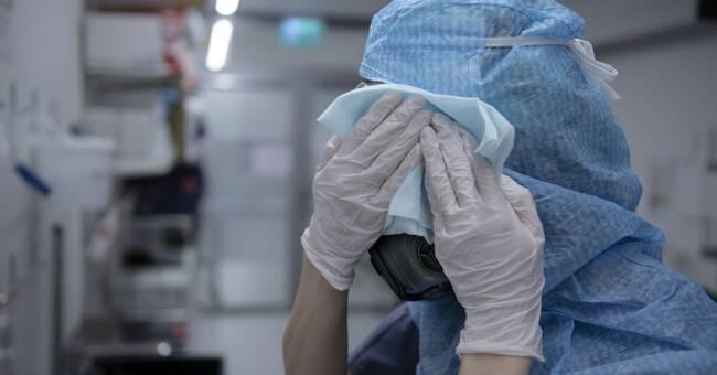 Ansträngd intensivvård – Region Västmanland går upp i förstärkningsläge