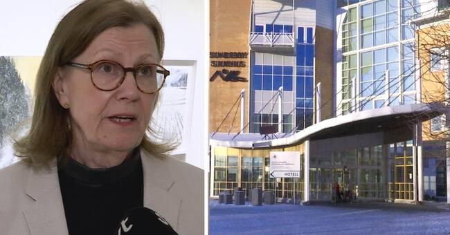 Nu måste 620 anställda söka sin gamla jobb i Region Norrbotten