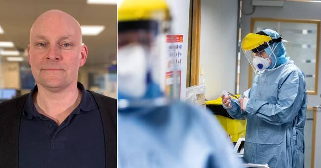 Högt tryck på sjukhusen och vaccineringen – så är coronaläget i Sörmland