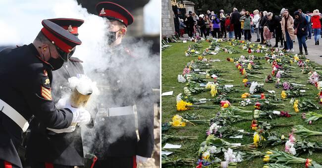 Datum för prins Philip begravning bestämt