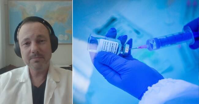 """Umeåprofessorn om pandemins slut: """"I värsta fall kan det dröja tre år"""""""