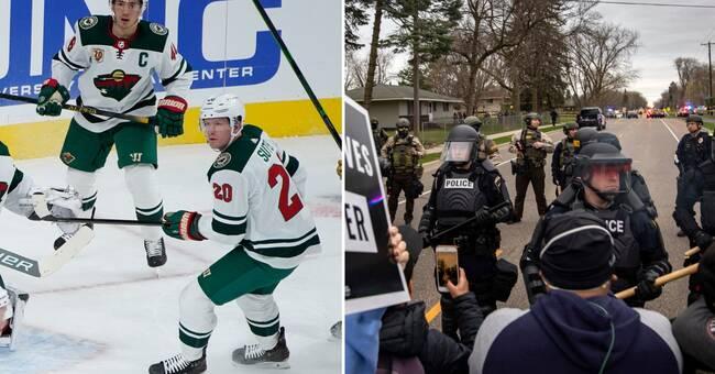 Minneapolismatcher skjuts upp