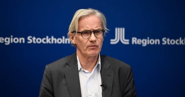 Region Stockholm: Oroande många patienter behöver iva