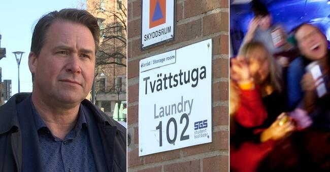 Hårdare tag mot festande studenter i Göteborg