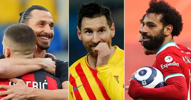 Storklubbarna lanserar Super League – UEFA rasar mot beskedet