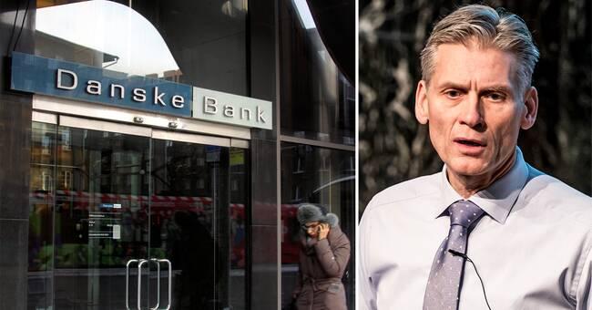USA kräver Danske bank på 14 miljoner kronor