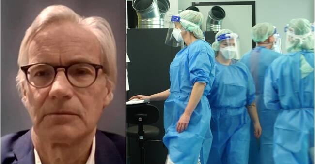 """Sjukvårdsdirektören: """"Akutsjukhusen behöver mer hjälp från privata vårdgivare"""""""