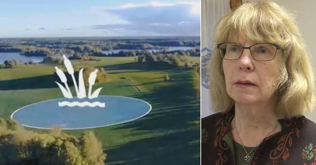 """Oppositionen kritisk till våtmarken: """"Tycker att placeringen är fel"""""""