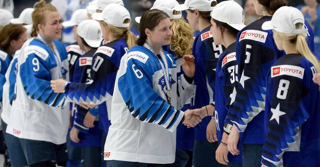 Matilda Nilsson i chock efter VM-beskedet